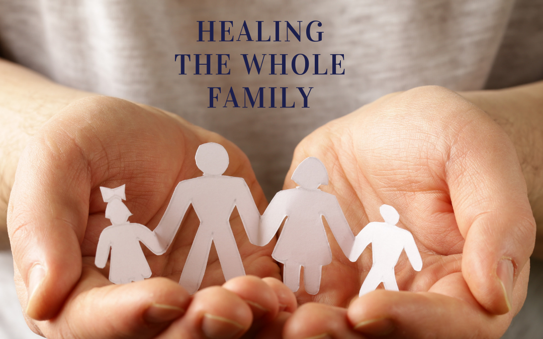 Healing the whole family – Family Package