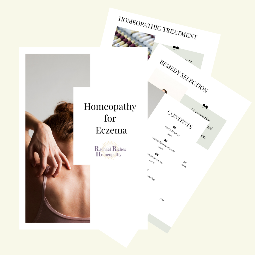 Homeopathy for Eczema