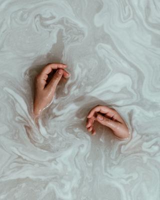 Bleach baths and eczema
